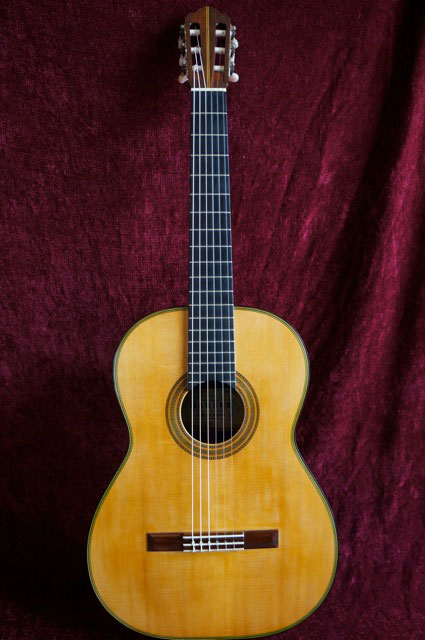 Hermann Hauser II guitar
